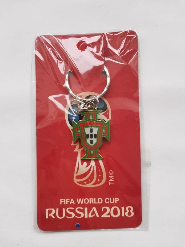 Брелок чемпионат мира 2018 Португалия