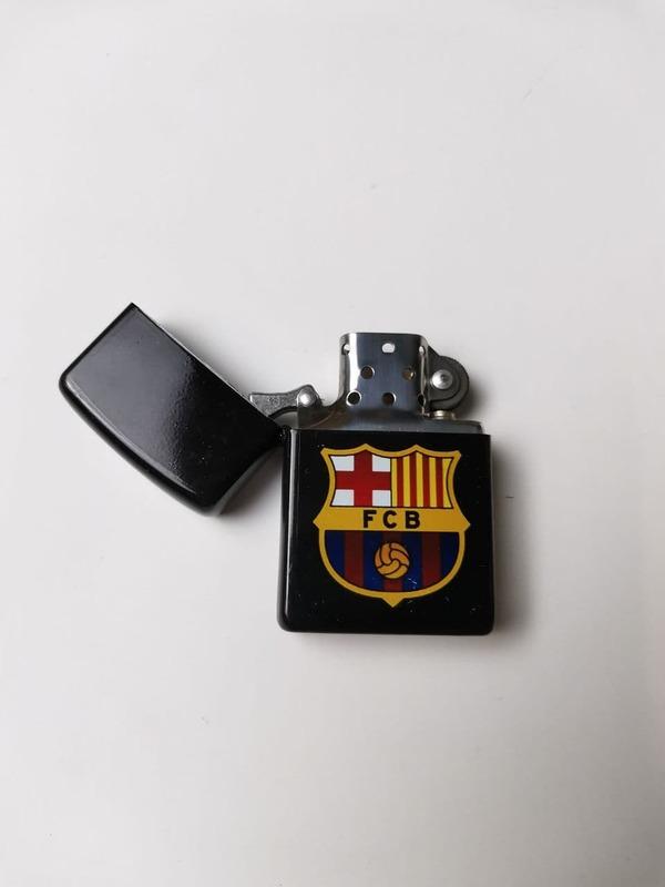 Зажигалка Барселона
