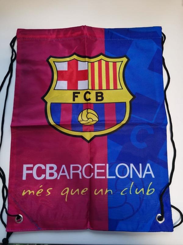 Барселона мешок для обуви