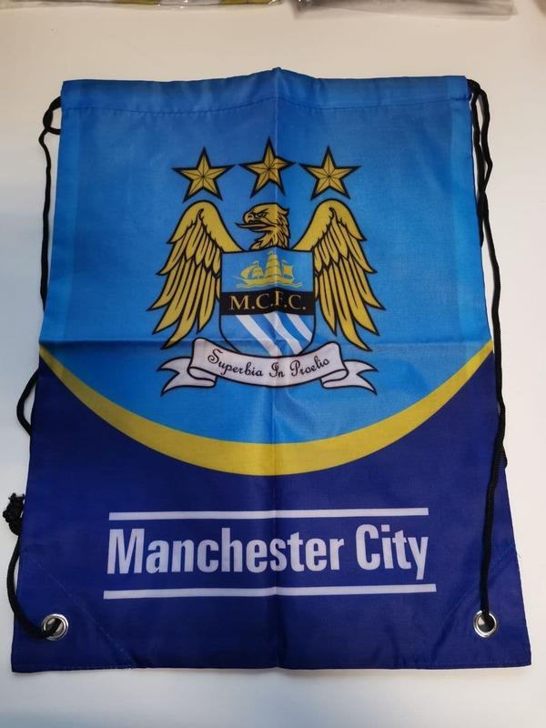 Манчестер Сити мешок для обуви