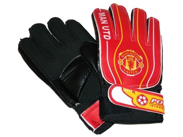Вратарские перчатки Манчестер Юнайтед