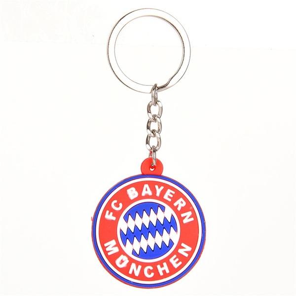 Брелок с эмблемой Бавария Мюнхен