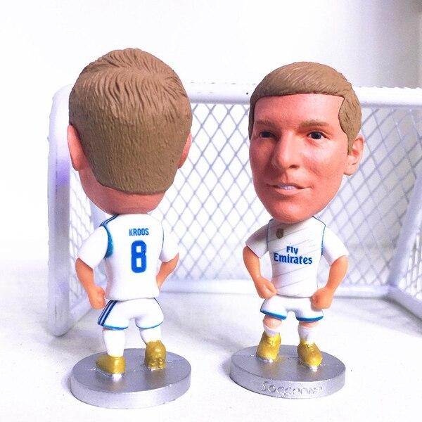 Статуэтка Тони Кроос футбольный клуб Реал Мадрид