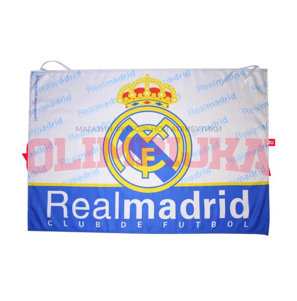Клубный флаг ФК Реал Мадрид