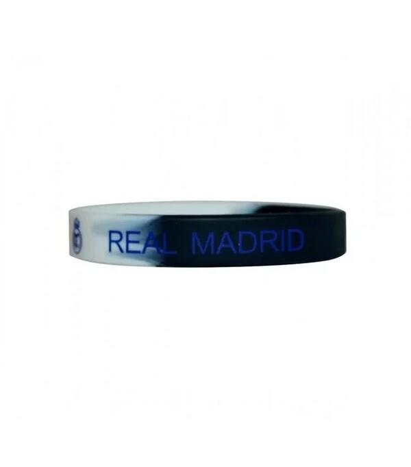 Реал Мадрид Силиконовый браслет